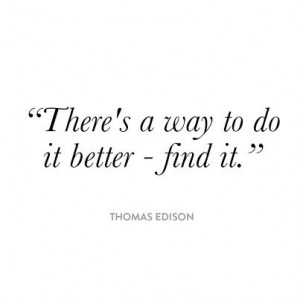 Great Business Quotes On Innovation ~ Innovation #quotes #Edison # ...