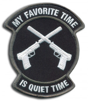 Military Morale Patches