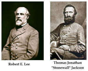 Robert E. Lee, Stonewall Jackson Slated to Become Unpersons