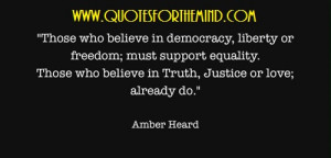 Equality Quotes Equality Quote.