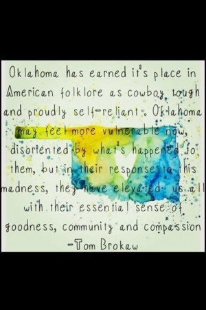 god bless oklahoma | quotes