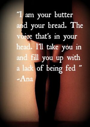 Ana quote