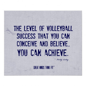 Volleyball Team Quotes Motivational