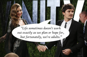 Orlando Bloom's Wise Words After Split With Miranda Kerr