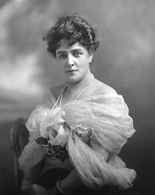 Lady Randolph Churchill in 1899