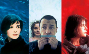 Krzysztof Kieslowski's multi award winning trilogy is a landmark of ...