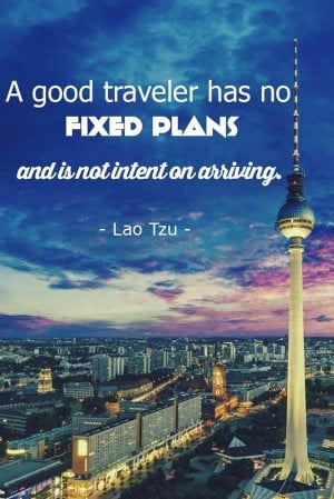 travel quotes for travelers