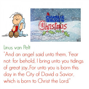 Charlie Brown Christmas Movie Quotes