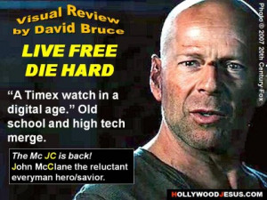 All Die Hard Married Live Free