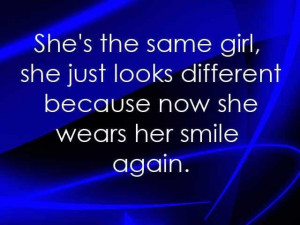 Wanna Be The Girl Inspirational Life Quotes