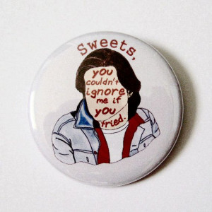 Breakfast Club Buttons 80s Movies Quotes Pins Buttons Bender Pinback ...