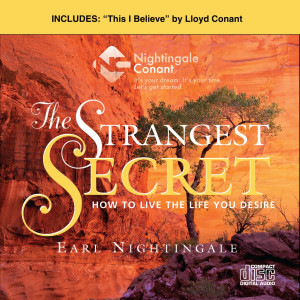 Home / Products / The Strangest Secret CD and This I Believe CD