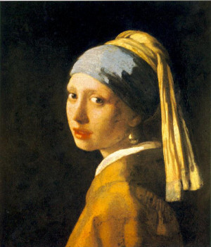Other artists I like are Velazquez, Durer and Ingres.
