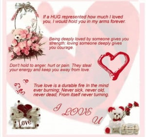 Powerful love quotes and sayings