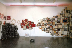 Barry McGee installation view