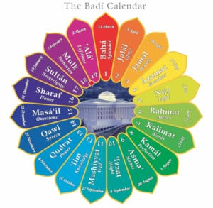 ... month calendar ask most people about the baha i faith s nineteen month