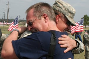Resources for parents of military personnel