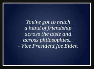 quote by Vice President Joe Biden.
