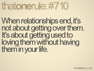 Funny Quotes About Relationships Ending
