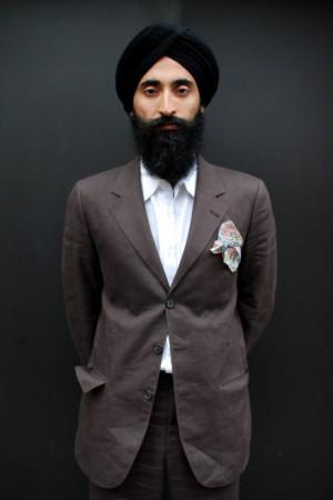 waris_ahluwalia_1 Sikh Style