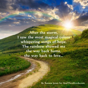 Inspirational Image: The Way Back Home