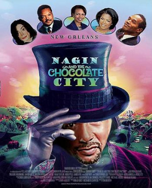 Ray Nagin and the Chocolate Factory