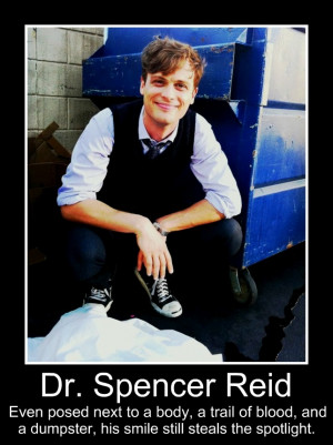 related pictures spencer reid quotes funny