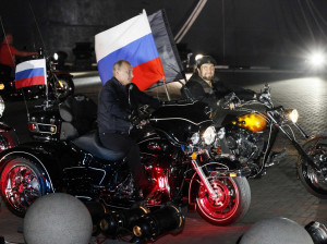 The high council of Russian bikers unanimously voted him into a Hells ...