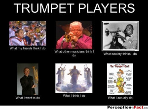 Trumpetists.