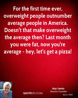 For the first time ever, overweight people outnumber average people in ...