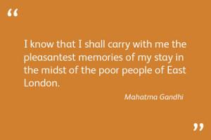 Gandhi Fasting Quotes Mahatma gandhi