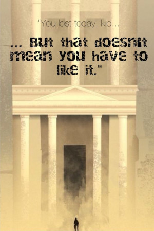 Indiana Jones and the Last Crusade Quote