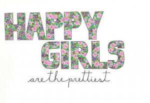 girls happy happy girls pretty smile Favimcom 109354 large Cute quotes ...