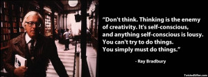 10 Quotes on Creativity by Creative People