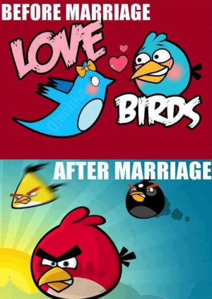 Before Marriage / After Marriage