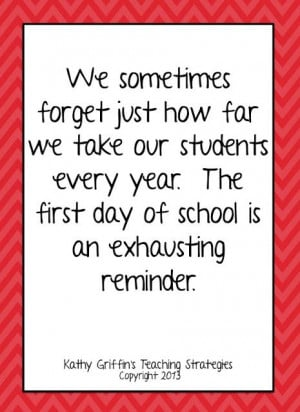 Free Thank You Quotes For Teachers