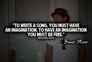Bruno Mars quote Check www.mandiriecash.co.id for Jakart Bruno Mars ...