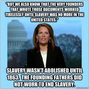 Michelle Bachmann.