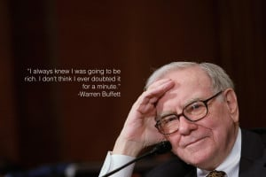 15 quotes of Warren Buffett for life and investing