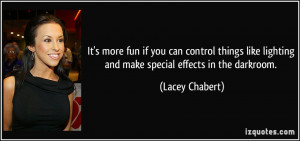 More Lacey Chabert Quotes