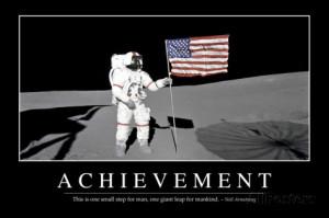 Achievement Quotes Inspirational