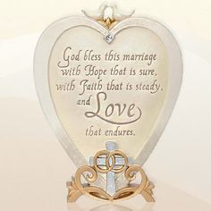 Christian and Religious Wedding Blessing Gifts, Rings, Invites, Party ...