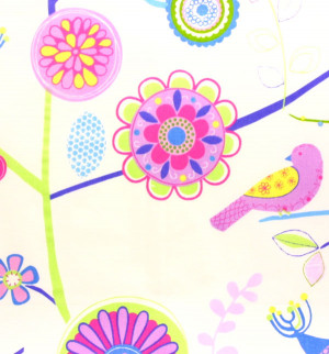Prestigious Textiles Lapwing Lane Fabric - Lavender 2504/805
