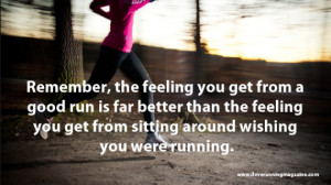 Best Motivational Running Quotes of All Time