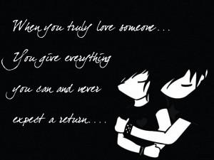 34 Black & White Love Quote Photos to Inspire