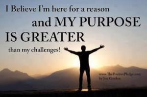 Purpose quote