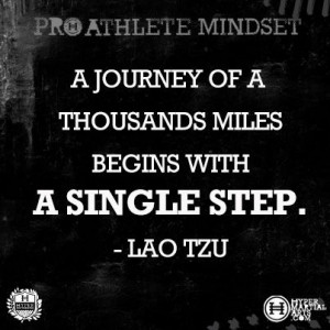 ... Quote by Lao Tzu for a Pro Athlete Mindset | Hyper Martial Arts