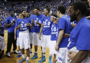 Kentucky Wildcats vs Florida Gators Postgame Notes and Quotes