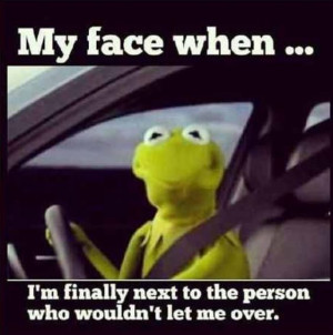 Road Rage Funny Quotes