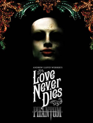 Book Love Never Dies Tickets at the Adelphi Theatre, London